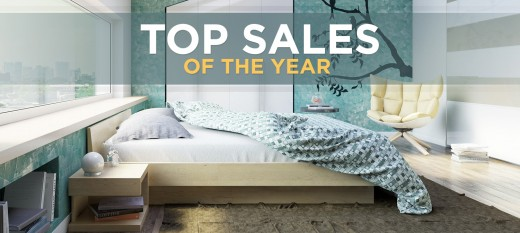 Top sale of the year, white sale