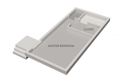 Cabana Mini - Floor Plan