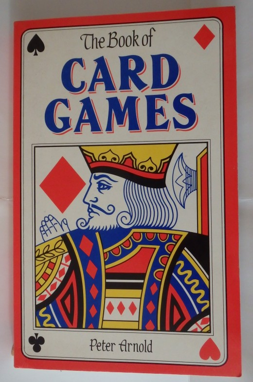 The Book of Card Games, Peter Arnold