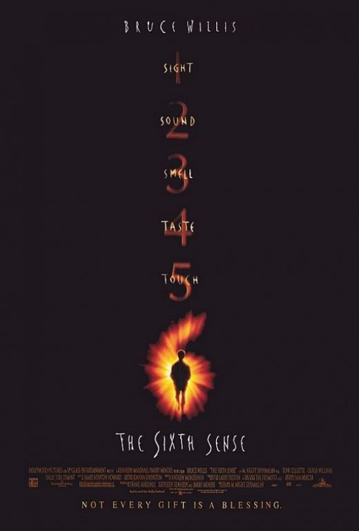 A review of the movie the sixth sense
