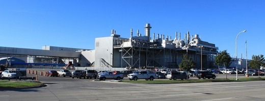 the Ford Flat Rock plant was built on the former site of the Wyandot Native American Reservation.