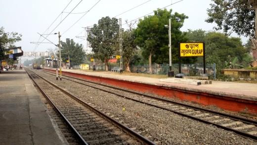 Gurap Railway Station