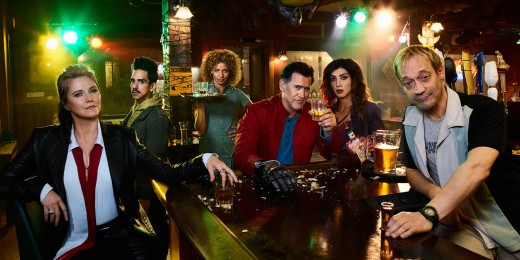 The cast and supporting roles in Season Two