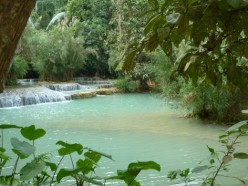 Laos For People Who Love Beautiful Waterfalls
