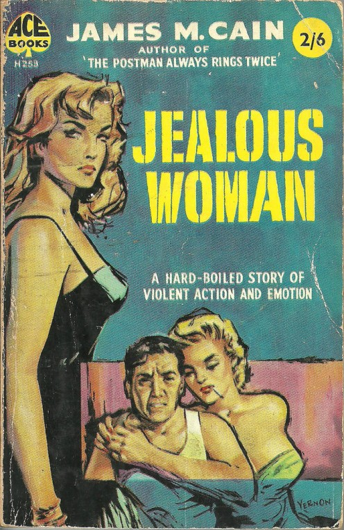 Jealousy makes bucks for pulp writers