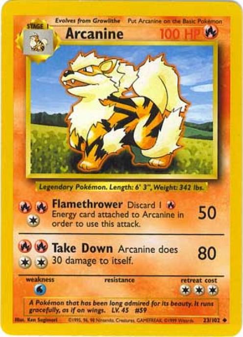 Top 6 Pokemon Cards: Base Set