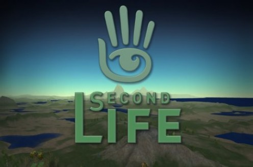 This is the Second Life logo.