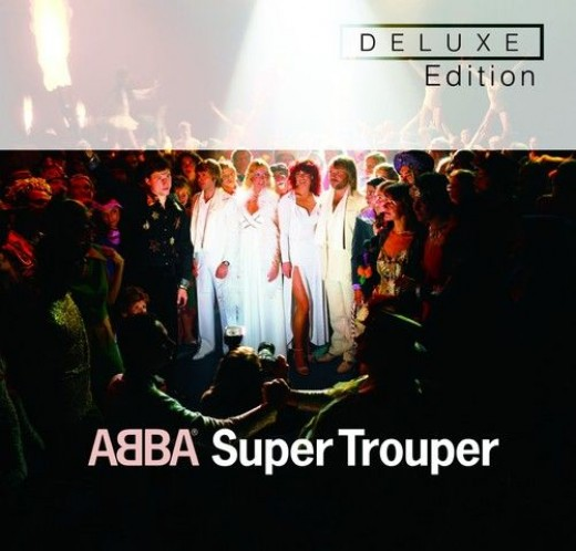 "ABBA, ""Super Trouper: Deluxe Edition"" (2011) (Polar)"