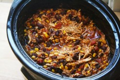 The Best Chicken Taco Chili