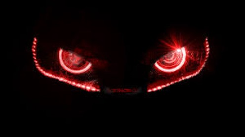 Once a red eye catches you in their sight they will either stalk you and kill you or just end your life in an instant.