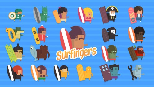 Surfingers Review