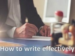 How to write effectively, your readers with your writing
