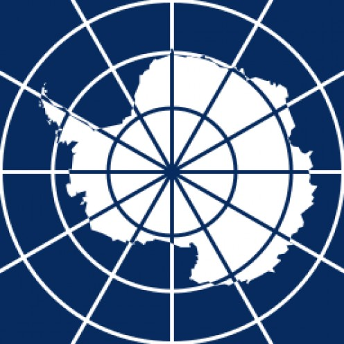 Emblem of the Antarctic Treaty since 2002