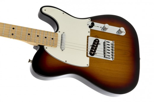 The Standard MIM Telecaster is a Made-in-Mexico rendition of a Fender classic.