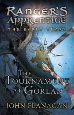 Review: The Tournament at Gorlan (Ranger's Apprentice: The Early Years Book 1) by John Flanagan