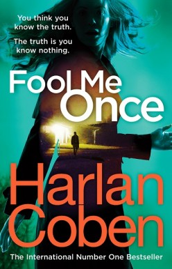 Review: Fool Me Once by Harlan Coben