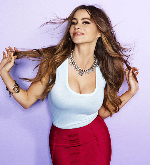 Sofia Vergara is a great example of a sexy, confident modern Bombshell