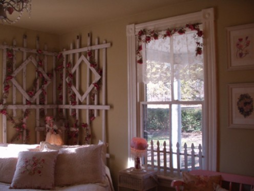 Romantic Cottage Bedroom Decorating Ideas