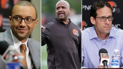 Browns brain trust of Brown, DePodesta and Jackson make a necessary move.