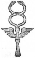 Why is that in many Eastern religions, the serpent (snake) is a symbol of divinity? ( see below)