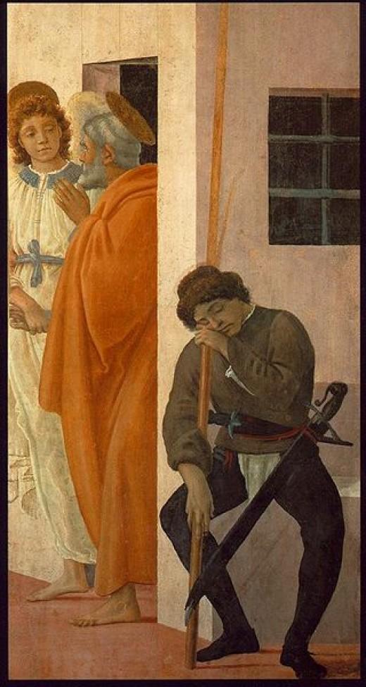 Artist: Filippino Lippi