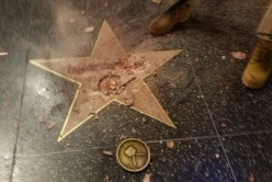Disrespecting Property What I Think About What Happened To Donald Trump Star In November 2016