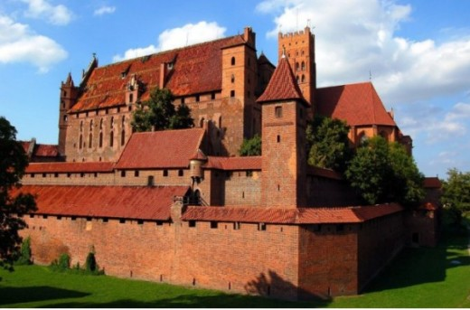 Castle of Malbork, Poland