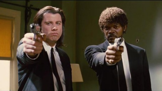 Pulp Fiction's Main Characters