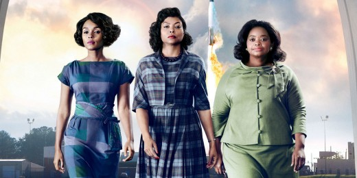 Starring Taraji P. Henson, Octavia Spencer, and Janelle Monáe