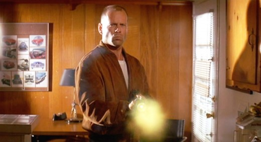 Butch, Pulp Fiction (played by Bruce Willis)