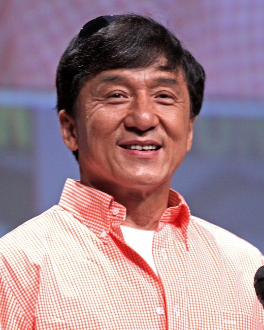 Jackie Chan - actor
