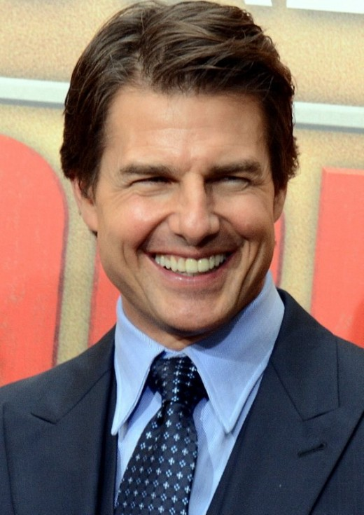 Tom Cruise - actor