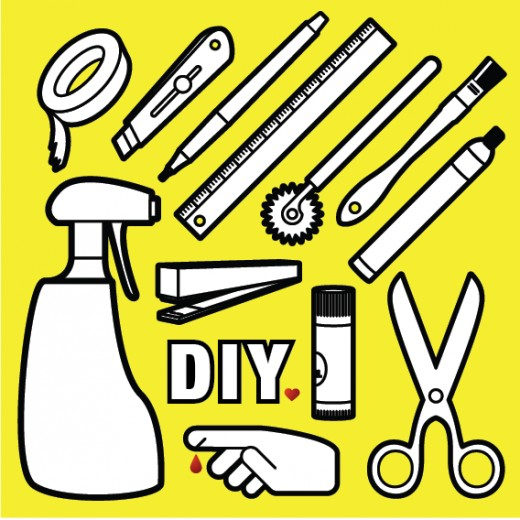 DIY is all the rage!