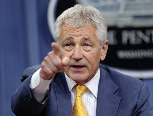Chuck Hagel, United States Secretary of Defense (2013-15) and Vietnam War Veteran makes an appearance in this film.