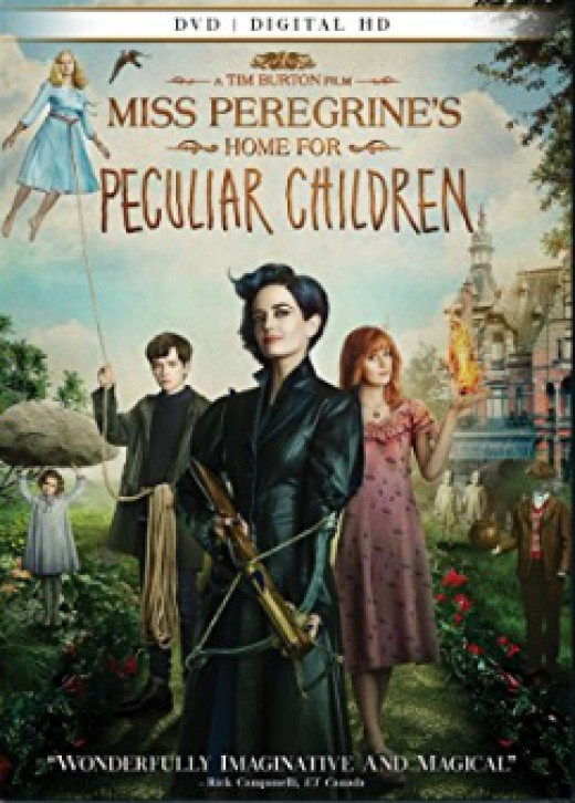 The cover of the DVD
