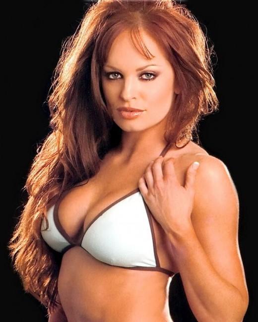 WWE Divas - Christy Hemme