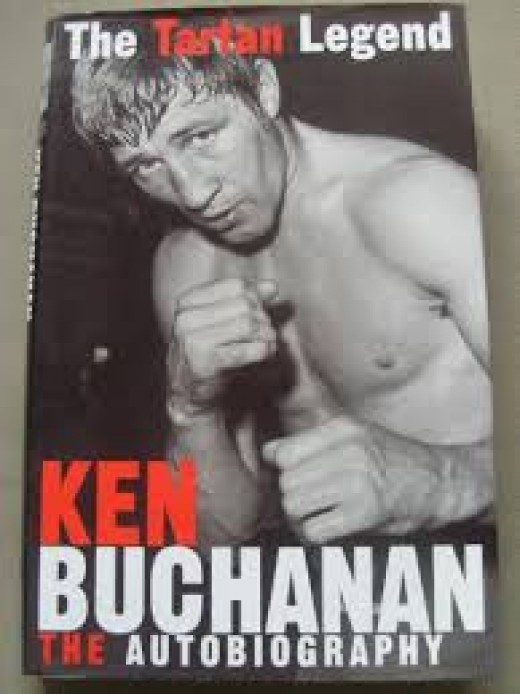 Ken Buchanon is the former lightweight (135 pounds) champion of the world.