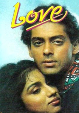 Theatrical release poster of Love.