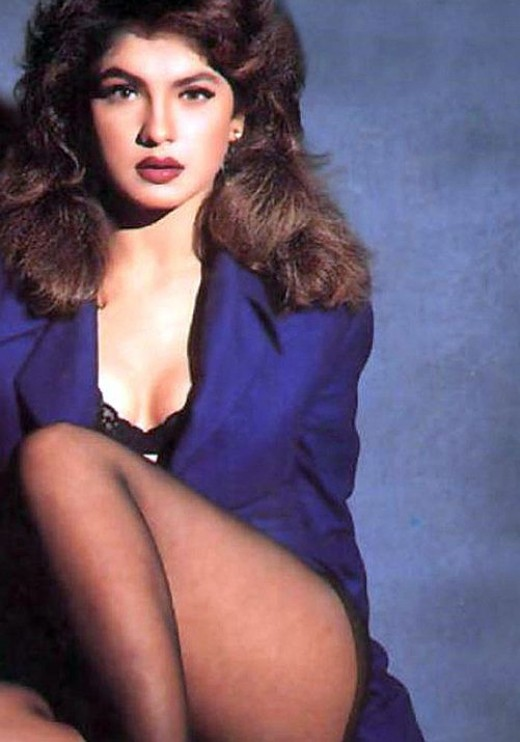 Bollywood actress Pooja Bhatt