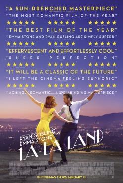 LA LA LAND : No Spoilers Review