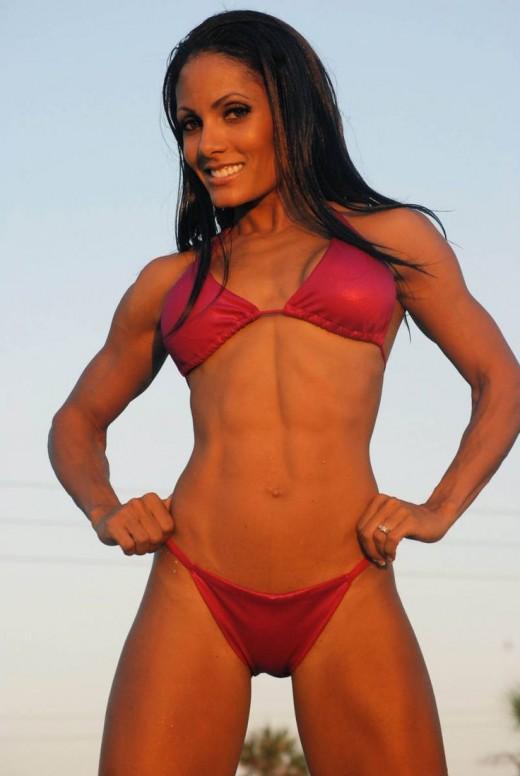 Cheryl Brown - Female Fitness