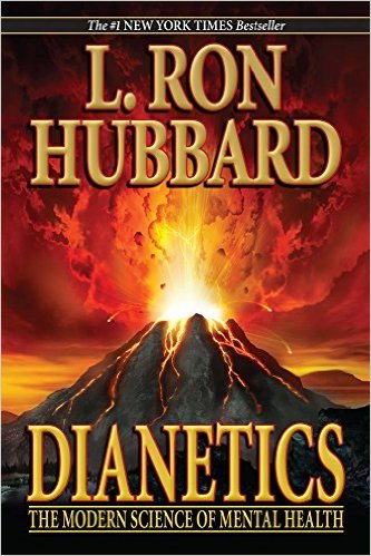 Book on Dianetics. See below.
