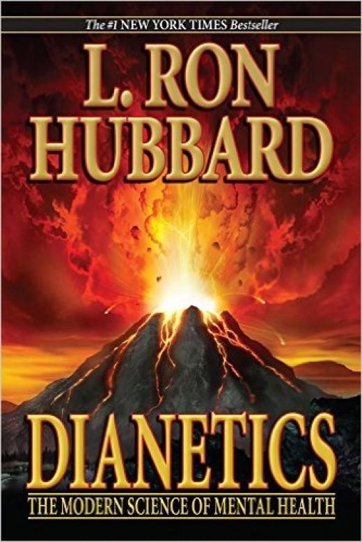 Book on Dianetics. See below.