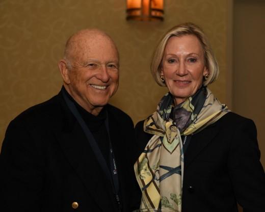 George & Chrystine Tauber