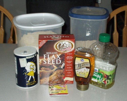 Step 1: Assemble your ingredients.