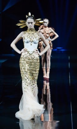 Humour: Haute, Hot or Odd Couture?