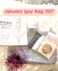 My January Ipsy Bag 2017!