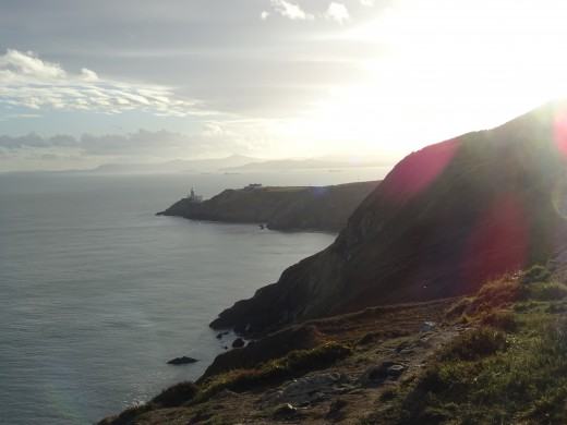 Ireland is a very beautiful country (on the picture: Howth).