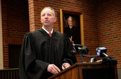 How do you feel about a judge forcing a criminal to engage in religious activities?