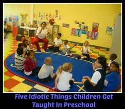 5 Things Children Learn in Preschool That Are a Waste of Time and Not Developmentally Appropriate
